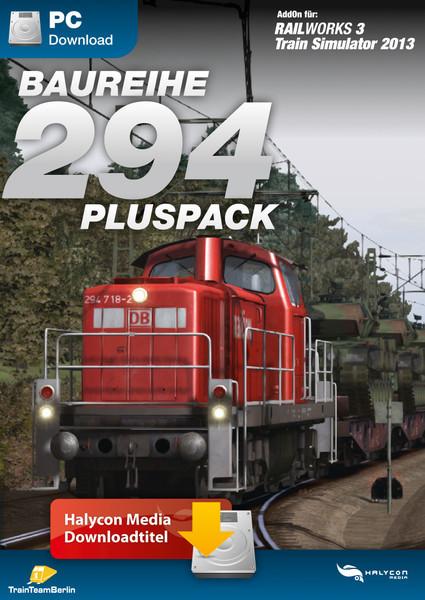 Baureihe 294 - PlusPack
