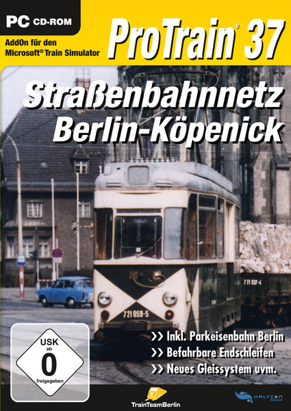 ProTrain 37 - Straßenbahn Berlin Köpenick (Directors Cut)