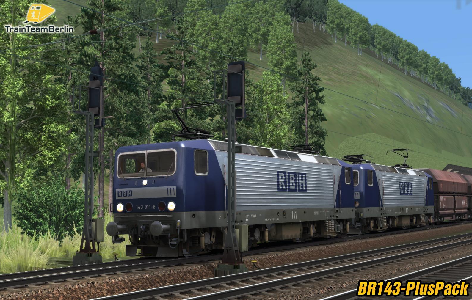 Baureihe 143 - PlusPack